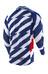 Troy Lee Designs SE Air - Maillot manches longues Homme - bleu/blanc